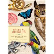 Natural Histories Postcards of 60 Rare Book Illustrations