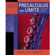 Graphical Approach to Precalculus with Limits, A: A Unit Circle Approach,9780321356963
