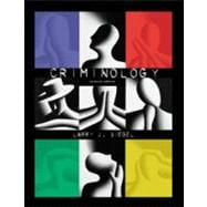 Criminology - The Core,9780534516963