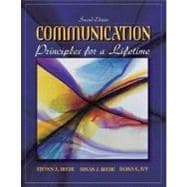 Communication : Principles for a Lifetime