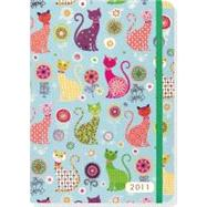 Meow 2011 16-Month Engagement Calendar: September 2010-decem..., 9781593596972  