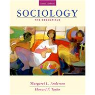 Sociology the Essentials With Infotrac (Book with CD-ROM)