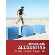Principles of Accounting,9781133626985