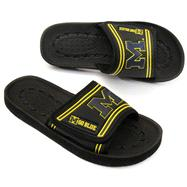 Michigan Wolverines Beach Hopper Slide Sandals