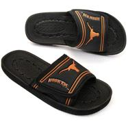Texas Longhorns Beach Hopper Slide Sandals