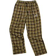 Missouri Tigers Black Empire Flannel Pants