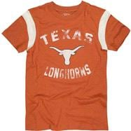 Texas Longhorns Youth Burnt Orange The Wild T-Shirt
