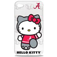 Alabama Crimson Tide Hello Kitty iPhone 4/4S Hard Shell