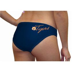 Auburn Tigers Women's Team Color Swim Suit Bottom