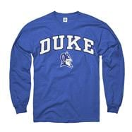 Duke Blue Devils Youth Royal Perennial II Long Sleeve T-Shirt