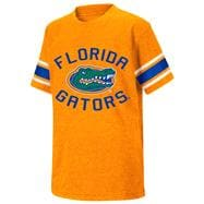 Florida Gators Orange Youth Football T-Shirt