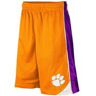Clemson Tigers Orange Youth Vector II Shorts