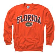 Florida Gators Youth Orange Perennial II Crewneck Sweatshirt