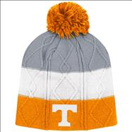 Tennessee Volunteers adidas Tenn Orange Women's Sweet Season Pom Cuffless Knit Hat