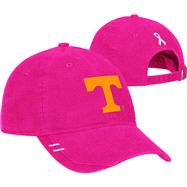 Tennessee Volunteers Breast Cancer Awareness Pink Adjustable Hat