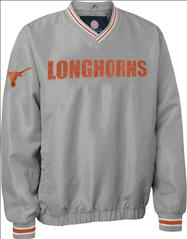 Texas Longhorns Grey Pre-Season Wordmark Jacket