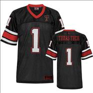 Texas Tech Red Raiders Youth Stadium Football Jersey