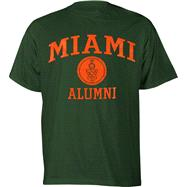 Miami Hurricanes Alumni T-Shirt