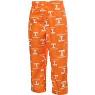 Tennessee Volunteers Youth Ten Orange Team Logo Printed Pants