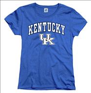 Kentucky Wildcats Women's Arch N Mascot T-Shirt