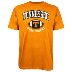 Tennessee Volunteers adidas Spring Football Hitch & Go T-Shirt - Orange