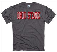Ohio State Buckeyes Overdyed Bold T-Shirt