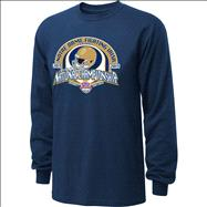 Notre Dame Fighting Irish 2013 BCS National Championship Game Jins Long Sleeve T-Shirt
