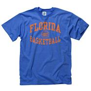 Florida Gators Royal Reversal Basketball T-Shirt