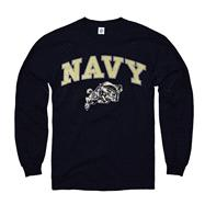 Navy Midshipmen Navy Perennial II Long Sleeve T-Shirt