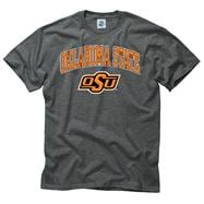 Oklahoma State Cowboys Dark Heather Perennial II T-Shirt