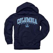 Columbia Lions Youth Navy Perennial II Hooded Sweatshirt