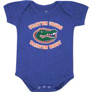 Florida Gators Newborn / Infant Royal Start Em' Young Creeper
