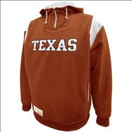 Texas Longhorns Dark Orange Pick 6 Performance Hooded Sweatshirt