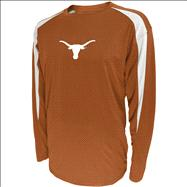 Texas Longhorns Quick Count Performance Long Sleeve T-Shirt