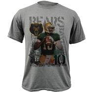 Robert Griffin III Baylor Bears Charcoal Caged T-Shirt