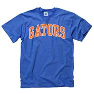 Florida Gators Royal Bold Arch Mascot T-Shirt