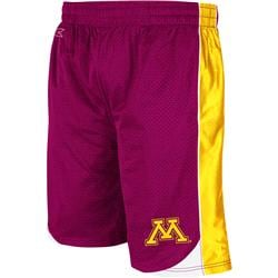 Minnesota Golden Gophers Maroon Youth Vector Shorts