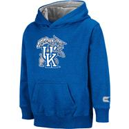 Kentucky Wildcats Kids 4-7 Royal Automatic Hooded Sweatshirt