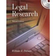 Legal Research,9781428357013