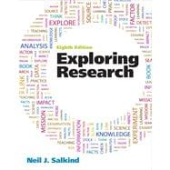 Exploring Research Plus MySearchLab with eText -- Access Card Package,9780205217014