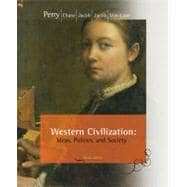 Western Civilization Ideas, Politics, and Society, Comprehensive Edition,9780547147017