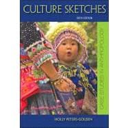 Culture Sketches, 9780078117022  