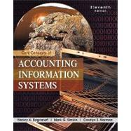 Core Concepts of Accounting Information Systems, 11th Edition