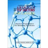 Castle Connolly America's Top Doctors for Cancer: America's ..., 9780984567027  