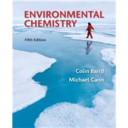 Environmental Chemistry, 9781429277044  