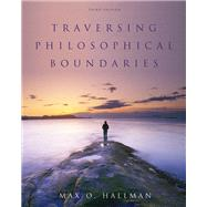 Traversing Philosophical Boundaries,9780495007067