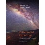 Differential Equations with Boundary-Value Problems,9781111827069