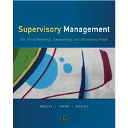 Supervisory Management,9780538737074