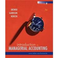 Introduction to Managerial Accounting, 9780073527079  