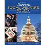American Social Welfare Policy,9780205627080